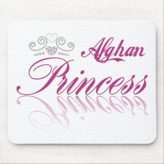 Afghan Princess Mouse Mat