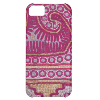 Afghani Textile Remnant 2 Case For iPhone 5C