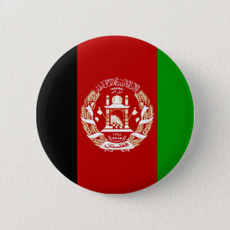 Afghanistan 6 Cm Round Badge