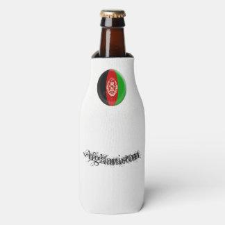 Afghanistan Afghanistani Flag Bottle Cooler