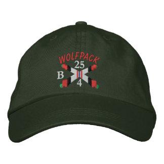 Afghanistan Artillery Crossed Sabers Hat Embroidered Baseball Cap
