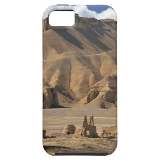 Afghanistan, Bamian Valley. Ancient earthen Case For The iPhone 5