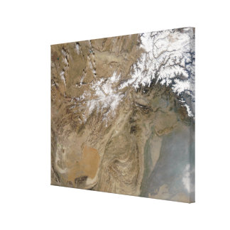 Afghanistan Canvas Print