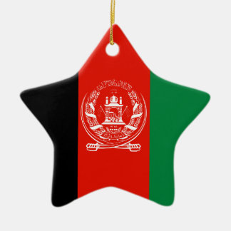 Afghanistan Christmas Ornament