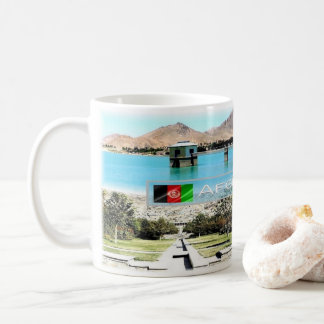 Afghanistan - coffee mug