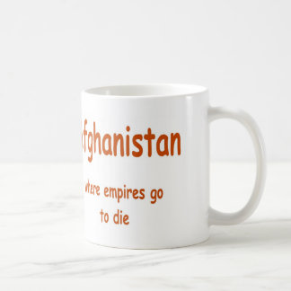 afghanistan coffee mug