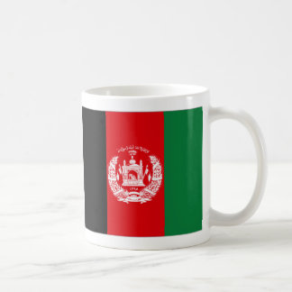 Afghanistan Flag Coffee Mug