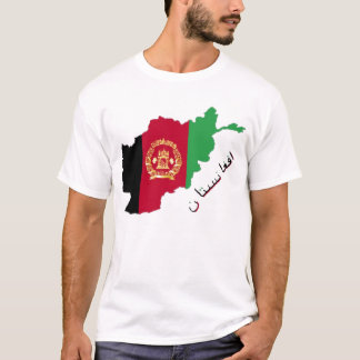 Afghanistan Flag Country T-Shirt