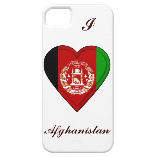 Afghanistan Flag iPhone 5 Cases