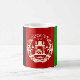 Afghanistan Flag Merchandise Coffee Mug