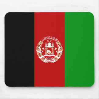 Afghanistan Flag Mousepad