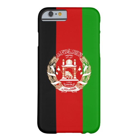 Afghanistan Flag Phone Case