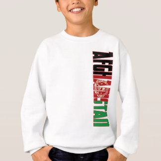 Afghanistan Flag Sweatshirt