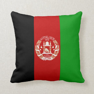 Afghanistan Flag x Flag Pillow
