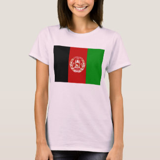 Afghanistan Flag x Map T-Shirt