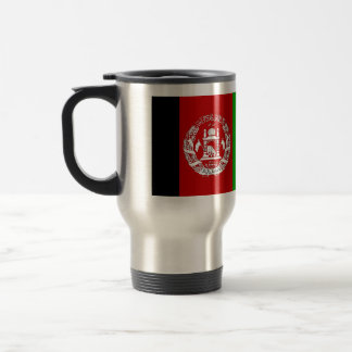 Afghanistan High quality Flag Travel Mug
