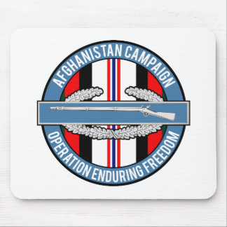 Afghanistan OEF CIB Mouse Mat