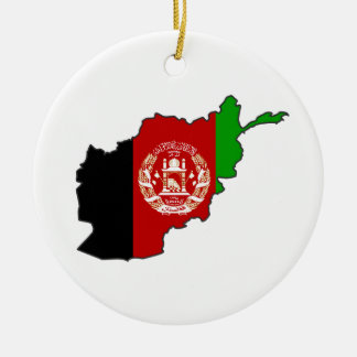 Afghanistan ornament