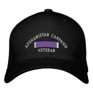Afghanistan Purple Heart Baseball Cap