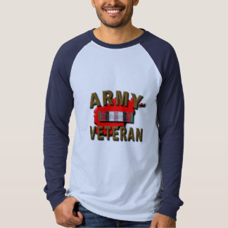 Afghanistan Service Ribbon, ARMY T Shirt