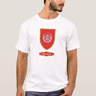 Afghanistan Shield 2 T-Shirt