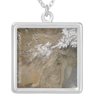 Afghanistan Silver Plated Necklace