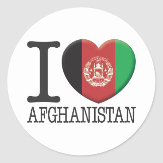 Afghanistan Stickers