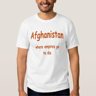 afghanistan t-shirts
