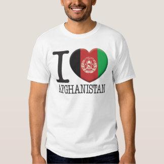 Afghanistan Tee Shirts