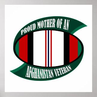 Afghanistan Vet Mother Print