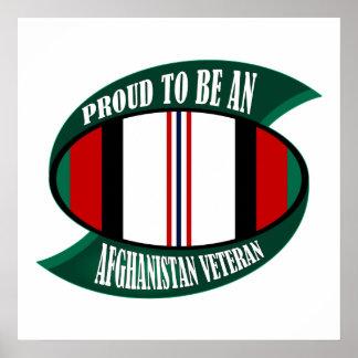 Afghanistan Vet Poster
