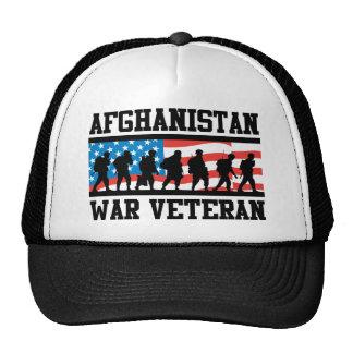 Afghanistan War Veteran Cap