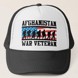 Afghanistan War Veteran Trucker Hat