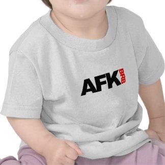 afk brb t shirts