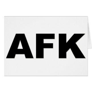 AFK CARDS