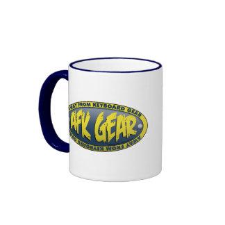 AFK Gear Blue Mug