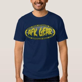 AFK Gear Blue Shirt