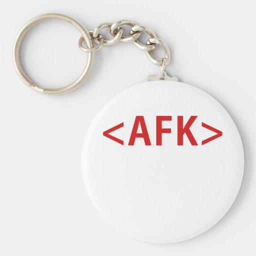 AFK KEY CHAINS