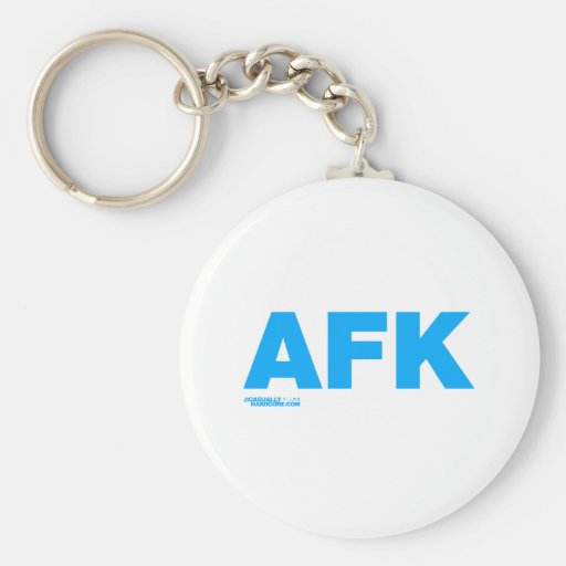 AFK KEYCHAIN