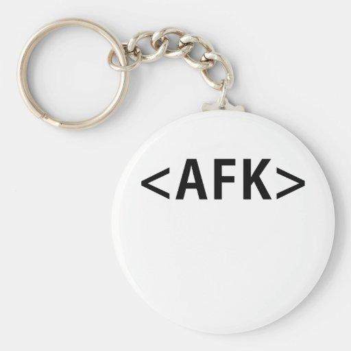 AFK KEYCHAINS