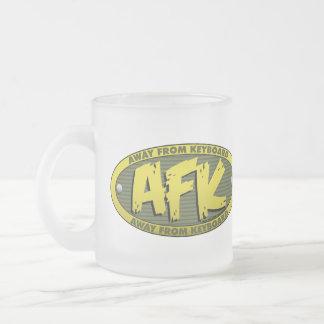 AFK Moss Mug