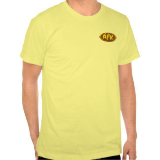 AFK Red Shirt 2