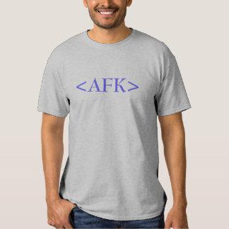<AFK> TEE SHIRTS