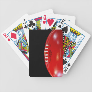AFL BICYCLE PLAYING CARDS