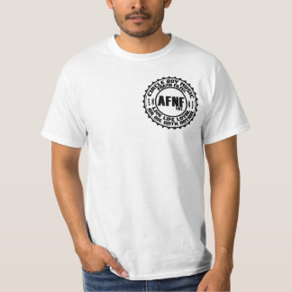 AFNF ENT. LOYALTY BADGE WHITE T T-Shirt
