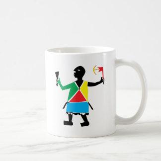 Africa1 Basic White Mug
