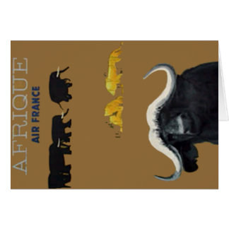 Africa3 Greeting Card