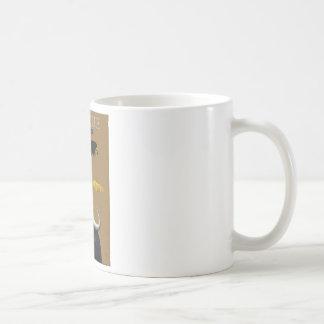 Africa3 Basic White Mug