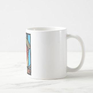 africa3 classic white coffee mug
