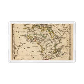 Africa 16 acrylic tray